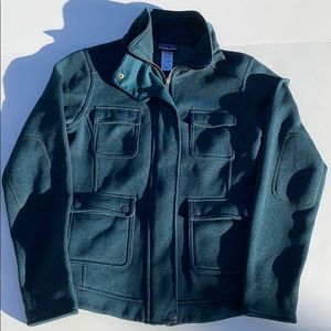 Patagonia Moto style jacket, new condition Small
